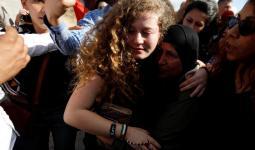 سلطات الاحتلال تُفرج عن عهد وناريمان التميمي