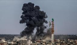 شهيدان من مخيّم جباليا إثر قصف صهيوني شمالي قطاع غزة