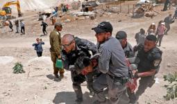 الاحتلال يطرح مُخطط جديد لتهجير سكان الخان الأحمر