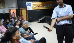 البيئة الفلسطينية حاضرة في عروض مركز يافا بمخيّم بلاطة