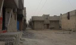 مخيم الحسينية - سوريا