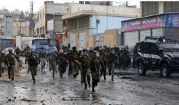 من اقتحامات قوات الاحتلال لمُخيّم شعفاط للاجئين في القدس المحتلة