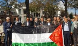 الجالية الفلسطينيّة تُشارك في أسبوع التصميم الهولندي