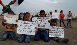الفلسطينيّون في ألمانيا يُناشدون الجهات الفلسطينيّة المسؤولة لإنقاذ اللاجئين في دير بلوط