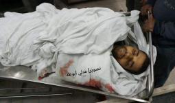 استشهاد صيّاد من مُخيّم الشاطئ برصاص زورق مصري