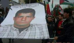 اللاجئ الفلسطيني خالد ضاهر من مخيم مار الياس في بيروت