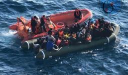 الصورة من مجموعة الإنقاذ الموحد للإغاثة الإنسانية