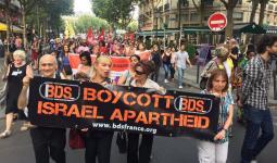 حكومة الاحتلال تقرر دعم العاملين ضد BDS مادياً