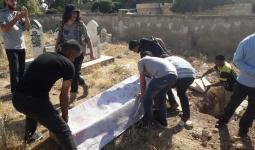 مسلحون أطلقوا النار على ايراهيم الخطيب أمام منزله في عفرين