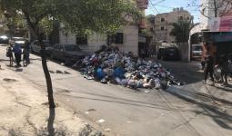 أزمة النفايات تتجدد في برج الشمالي والأهالي يطالبون بحل جذري