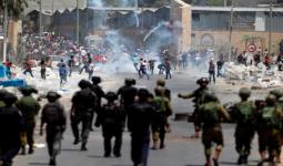 لليوم الرابع على التوالي.. مواجهات عنيفة واعتقالات في العيسوية وأحياء القدس