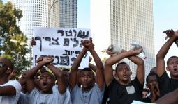 تصاعد احتجاجات المستوطنين الإثيوبيين عقب مقتل أحدهم على يد شرطة الاحتلال