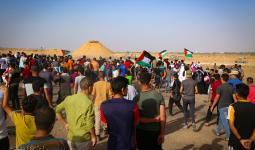 مواجهات شرقي قطاع غزة والاحتلال يُواصل تلويحه بالعدوان