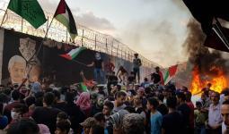 مخيم عين الحلوة - مدخل درب السيم