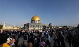 الهيئات الإسلاميّة في القدس رداً على الاحتلال.. صلاة العيد مُوحدة وجامعة في الأقصى