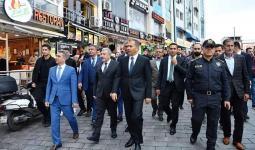 من جولة والي اسطنبول في اسنيورت