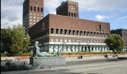مبنى بلدية أوسلو - ويكيبيديا