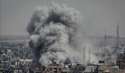 (10) شهداء في غزة.. والعدوان مُستمر