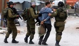 اعتقالات في الضفة المُحتلّة تطال مُخيّمي العرّوب وجنين