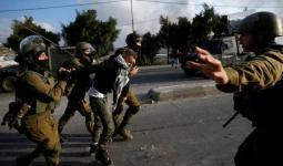 حملة اعتقالات واسعة في الضفة المحتلة ومواجهات في مُخيّم بلاطة