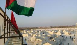 مخيم دير بلوط - سوريا