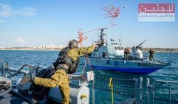 إصابة صياد فلسطيني برصاص الاحتلال في بحر شمال قطاع غزة