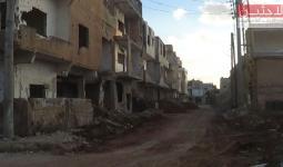 قصف على مخيم درعا ومعاناة اللاجئين الفلسطينيين في المدينة مستمرة