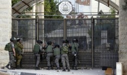 اقتحام الاحتلال جامعة القدس