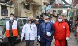 فريق كورونا بمستشفى الهمشري يتوجه لمخيم البص بعد الرشيدية وبرج الشمالي