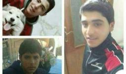 الطلاب الفلسطينيين الذين تم الإفراج عنهم