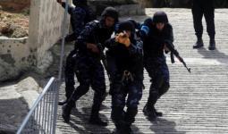 اشتباك مُسلّح عقب اقتحام أجهزة أمن السلطة لمخيّم بلاطة