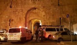 استشهاد فلسطيني في القدس المحتلة