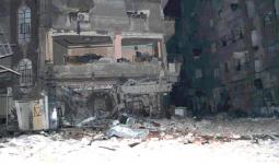 سوريا- منطقة الريجة التي تُسيطر عليها هيئة تحرير الشام