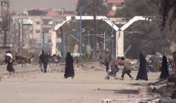 دمشق-مدخل البلدات الثلاث