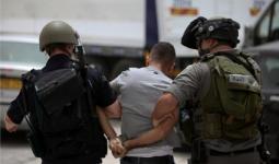 قوات الاحتلال تعتقل شاباً من مخيّم جنين