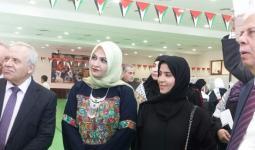 خلال احياء ذكرى يوم الارض في الدوحة