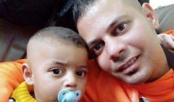 اللاجئ الفلسطيني محمد غسان سعدة