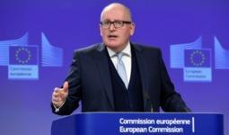 الاتحاد الأوروبي يُحذّر الدول الرافضة لاستقبال حصّتها من اللاجئين بفرض عقوبات عليها