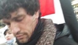 إصابة ناشط عقب اعتداء الشرطة اليونانية على اعتصام أمام سفارة الاحتلال