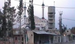 مخيم خان الشيح