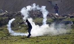 إصابات خلال مواجهات في أرجاء فلسطين المحتلة.. والسلطة تُنقذ مستوطن