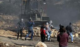 اعتقالات ومواجهات في مناطق متفرقة بالضفة المحتلة