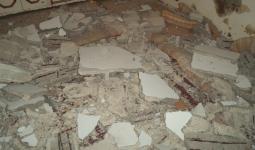 مخيم عين الحلوة.. مشاكل ترميم المنازل الآيلة للسقوط وإهمالها في تزايد