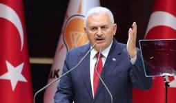 رئيس الوزراء التركي بن علي يلدرم