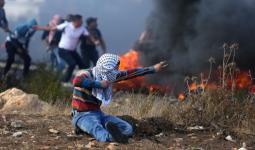 استشهاد فلسطيني مُتأثراً بجراحه في مواجهات شرقي مخيّم البريج