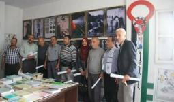 اللجنة الشعبية تُقيم معرض صور فوتوغرافية لإحياء ذكرى النكبة