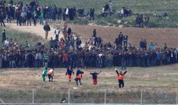 الاتحاد الأوروبي يُطالب الاحتلال بإجراء تحقيق حول حالات القتل في مسيرات العودة