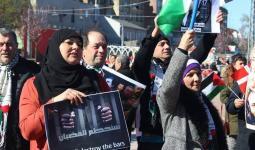 اعتصامات تضامنية مع الأسرى في برلين وكوبنهاغن وفلنسيا