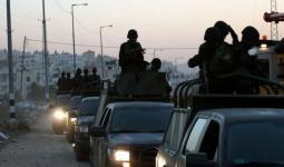 إصابات في صفوف المواطنين إثر اشتباك مسلح في مخيّم بلاطة مع أجهزة أمن السلطة