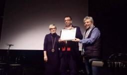 فلسطينيان يحصلان على جائزة اللجنة الدولية